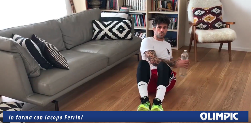 In forma con Olimpic – Workout #2