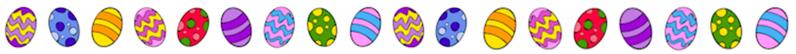 Uova di Pasqua…sode