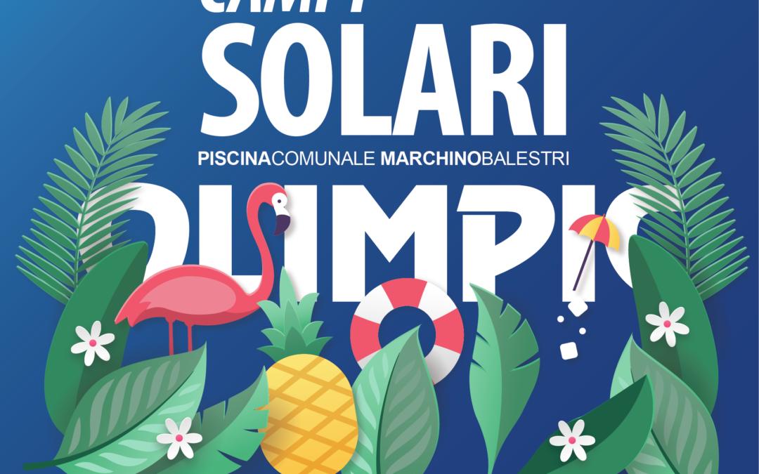 Campi Solari 2020 – Piombino